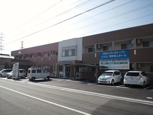 ジ・アール(慈亜留)中田2号館