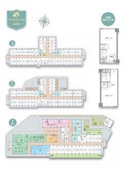 三田市の高齢者賃貸住宅 | サンヒルズ八景1番館
