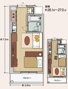 三田市の高齢者賃貸住宅 | シルバーハウス ひまわりの里