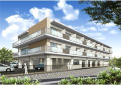 神戸市灘区の高齢者賃貸住宅   オリンピア鶴甲