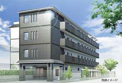 京都市山科区の高齢者賃貸住宅 | 洛和ホームライフ四ノ宮