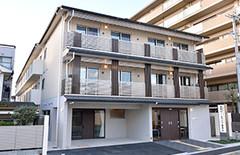 京都市上京区の高齢者賃貸住宅 | 洛和ホームライフ御所北