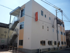堺市中区の老人ホーム | かさねハイツ深井北町