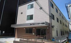 大阪市城東区の老人ホーム | ライフパートナー今福