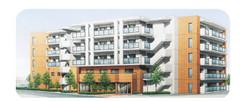 堺市東区の老人ホーム | ユニットハウス萩原天神