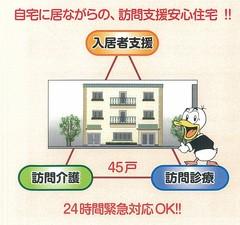 門真市の高齢者賃貸住宅 | N−3門真・四宮